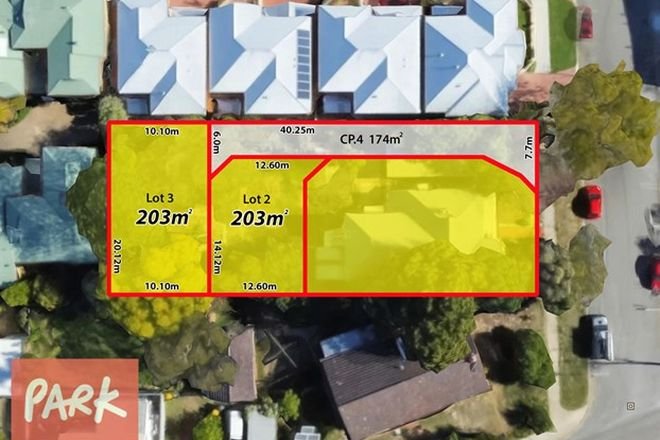 Picture of Lot 2&3/13 Leigh Street, BURSWOOD WA 6100