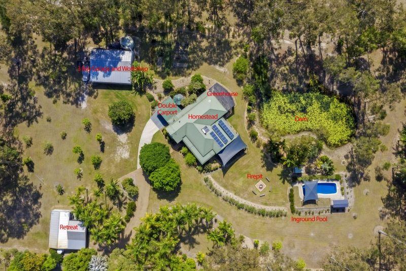 1 Bullock Creek Road, Meldale QLD 4510, Image 0