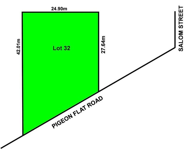 Lot 32 Pigeon Flat Road, Bordertown SA 5268, Image 0