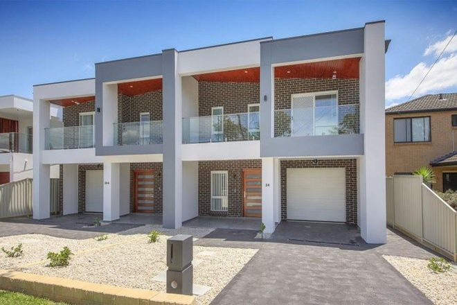 Picture of 34a Cammarlie Street, PANANIA NSW 2213