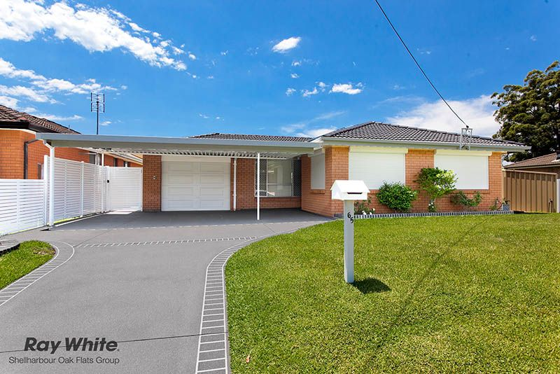 65 Captain Cook Drive, Barrack Heights NSW 2528, Image 0