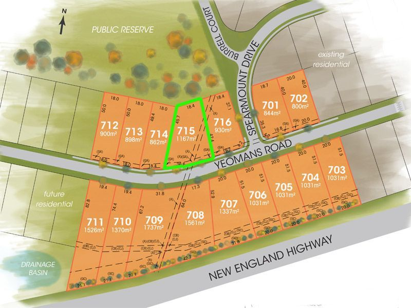 715 The Foothills Estate, Armidale NSW 2350, Image 1