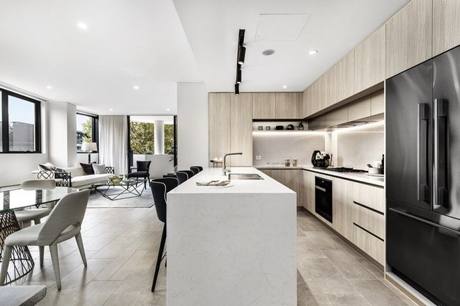 Picture of 105 WILLOUGHBY ROAD, CROWS NEST, NSW 2065