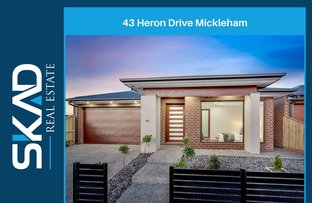 Picture of 43 Heron Drive, Mickleham VIC 3064
