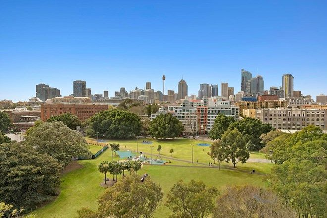 Picture of 703/2F Wentworth Park  Road, GLEBE NSW 2037