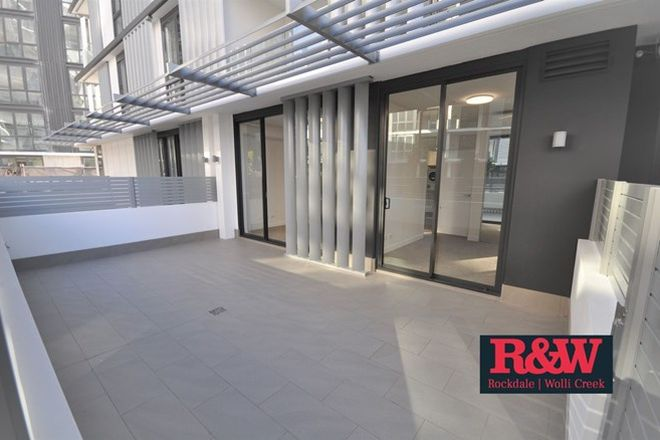 Picture of 410/17 Chisholm Street, WOLLI CREEK NSW 2205