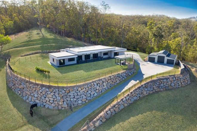 Picture of 153 Dobson Road, CLEAR MOUNTAIN QLD 4500