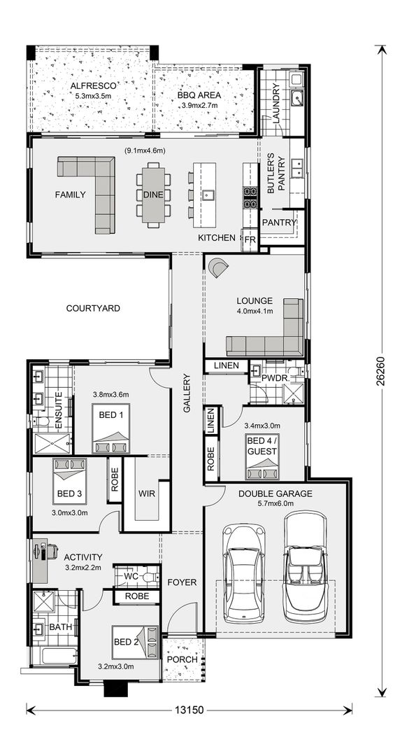 Lot 71, 390 Deering Place, Innes Park QLD 4670, Image 1