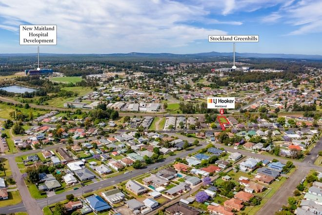 Picture of 1-4/19a Raymond Terrace Road, EAST MAITLAND NSW 2323