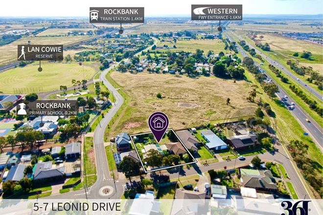 Picture of 5-7 Leonid Drive, ROCKBANK VIC 3335