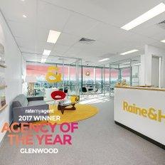 Raine&Horne Rentals, Sales representative
