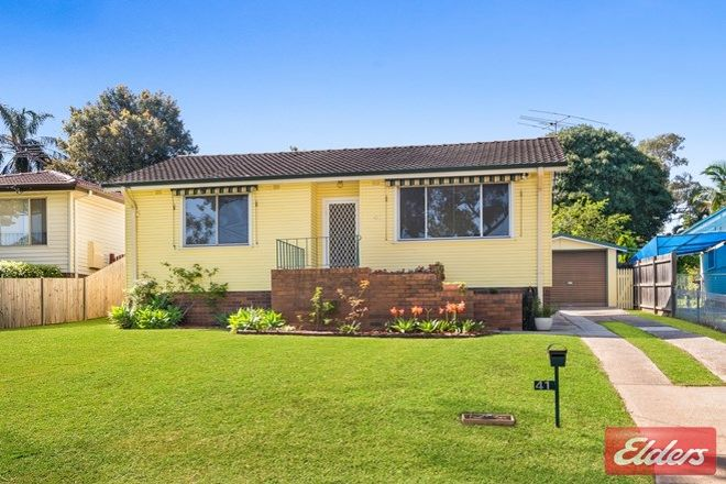Picture of 41 Sydney Joseph Drive, SEVEN HILLS NSW 2147