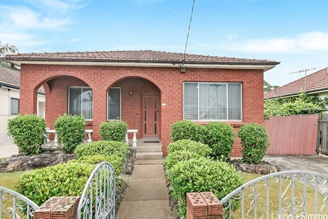 Picture of 173 Blaxcell Street, GRANVILLE NSW 2142