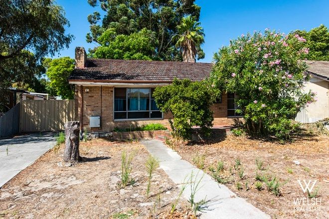 Picture of 297 Hardey Road, CLOVERDALE WA 6105