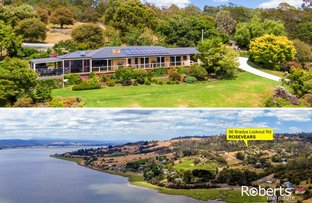 Picture of 56 Bradys Lookout Road, Rosevears TAS 7277