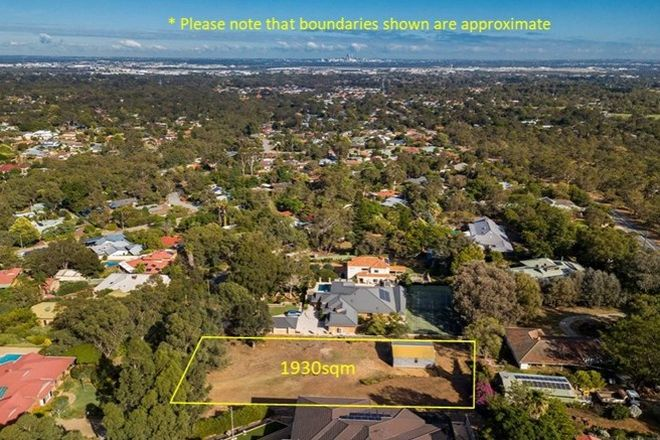 Picture of 18 Grenville Road, GOOSEBERRY HILL WA 6076