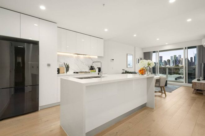 Picture of 604/111 Canning Street, NORTH MELBOURNE VIC 3051