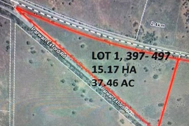 Picture of Lot 1 397-497 Parwan-Exford Road, PARWAN VIC 3340