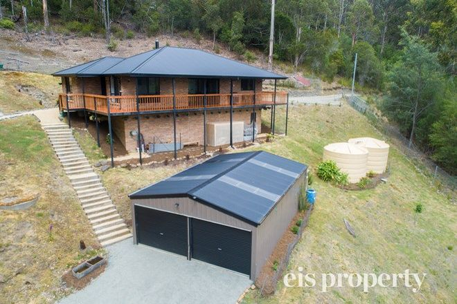 Picture of 123 Gallaghers Road, FLOWERPOT TAS 7163