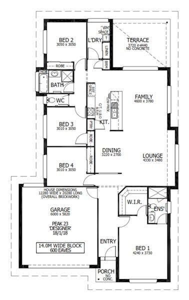 Lot 309 New Road, Banyan Hill Estate, Ballina NSW 2478, Image 2