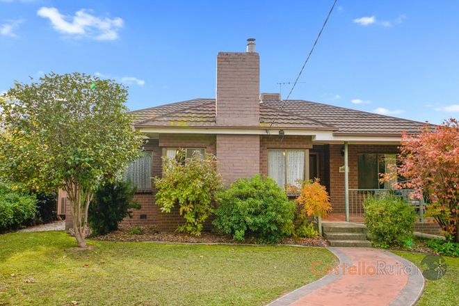 Picture of 142 Hanson St, CORRYONG VIC 3707