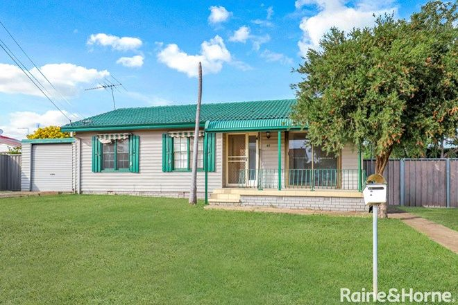 Picture of 45 Murray Street, ST MARYS NSW 2760