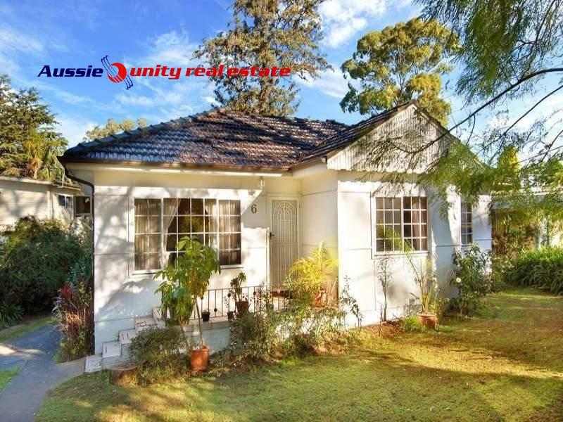 6 Bonar Street, Telopea NSW 2117, Image 0
