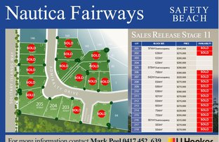 Picture of Lot 205 Admiralty Drive - Stage 11, Safety Beach NSW 2456