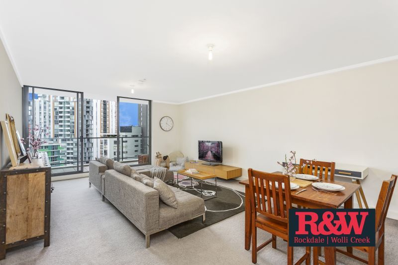 B1305/35 Arncliffe Street, Wolli Creek NSW 2205, Image 1
