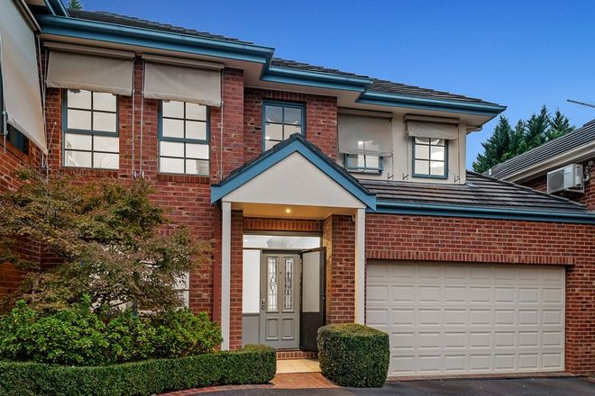 Picture of 4/5 Caravan Street, BALWYN VIC 3103