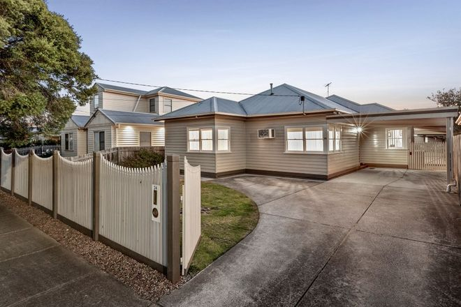 Picture of 34 Oxford Street, BELMONT VIC 3216