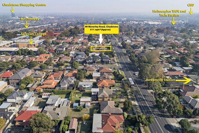 Picture of 98 Waverley Road, CHADSTONE VIC 3148