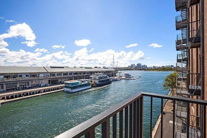 Picture of 303/8 Darling Island Road, PYRMONT NSW 2009