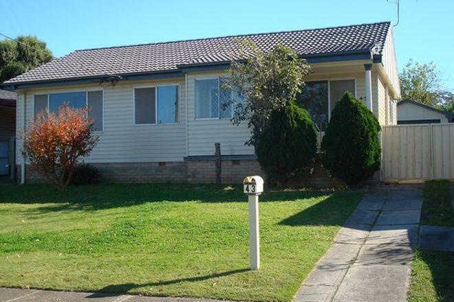 Picture of 43 Weingartner Avenue, TARRO NSW 2322