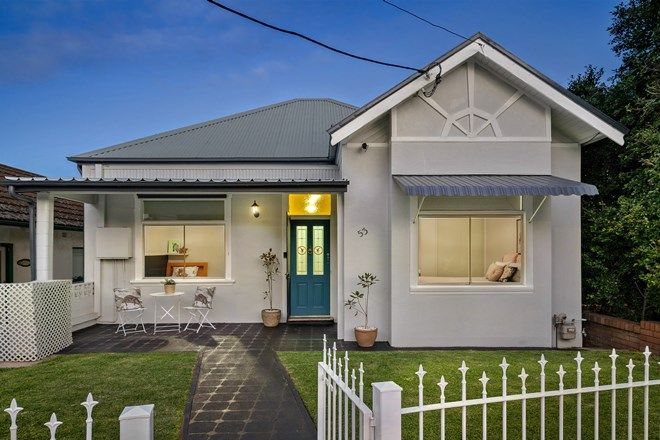 Picture of 53 Church Street, HURLSTONE PARK NSW 2193