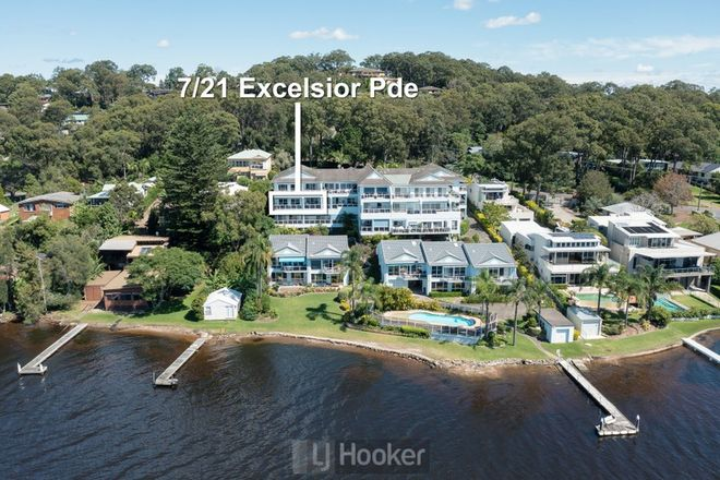 Picture of 7/21 Excelsior Parade, CAREY BAY NSW 2283
