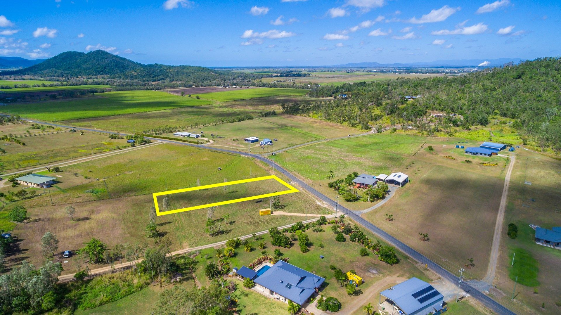 Lot 173 Wrights Road, Strathdickie QLD 4800, Image 2