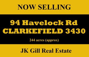Picture of 94 Havelock Rd, Clarkefield VIC 3430