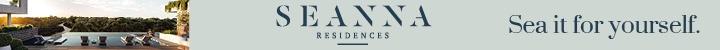 Branding for Seanna Residences