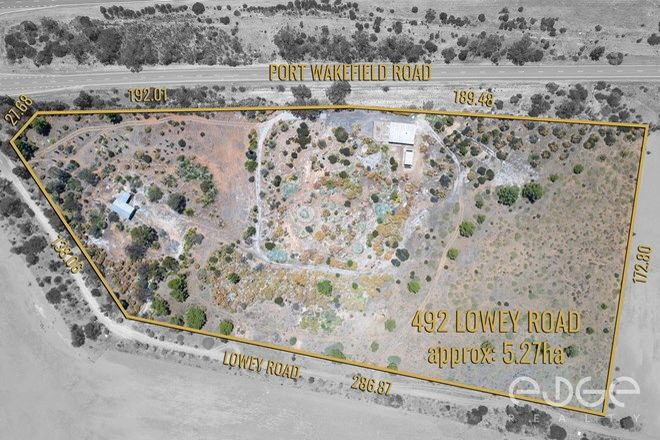 Picture of 492 Lowey Road, WINDSOR SA 5501