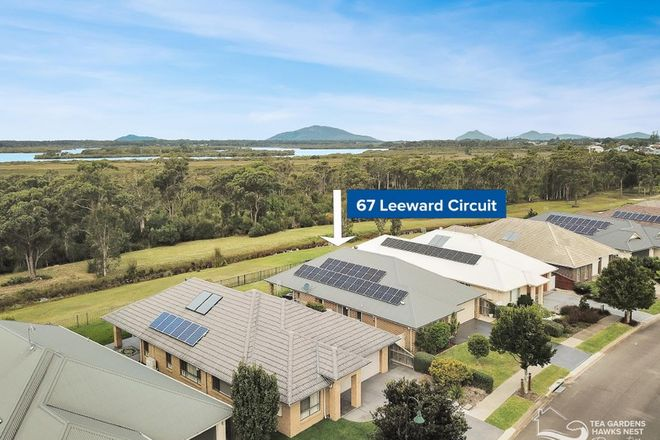 Picture of 67 Leeward Circuit, TEA GARDENS NSW 2324