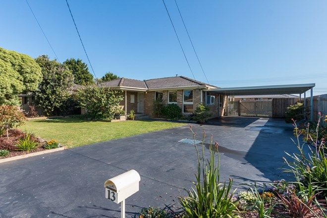 Picture of 13 Fenfield  Street, CRANBOURNE VIC 3977