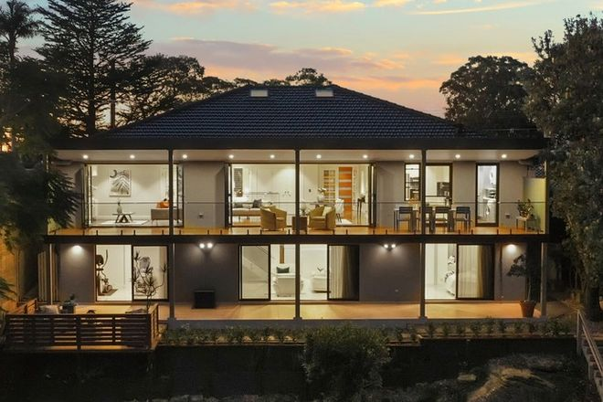 Picture of 22 Daymar Place, CASTLE COVE NSW 2069