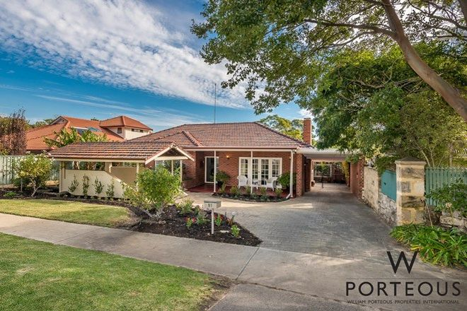 Picture of 51 Florence Road, NEDLANDS WA 6009