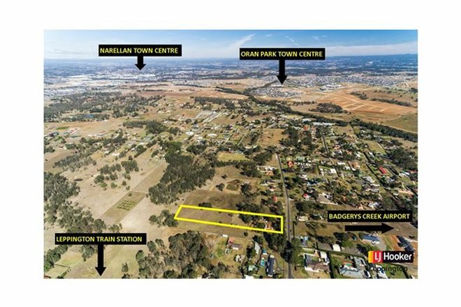 Picture of 44 Chisholm Road, CATHERINE FIELD NSW 2557