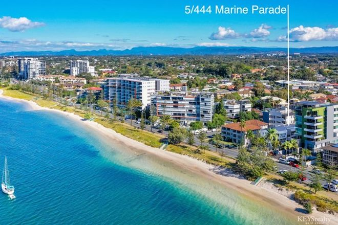 Picture of Suginoko Place, 444 Marine Parade, BIGGERA WATERS QLD 4216
