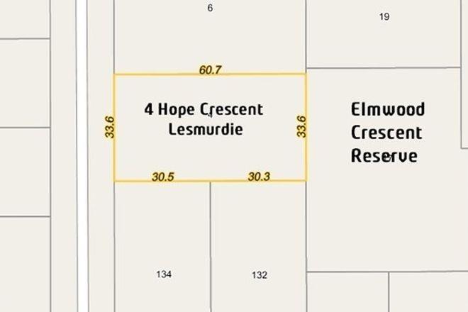 Picture of 4 Hope Crescent, LESMURDIE WA 6076