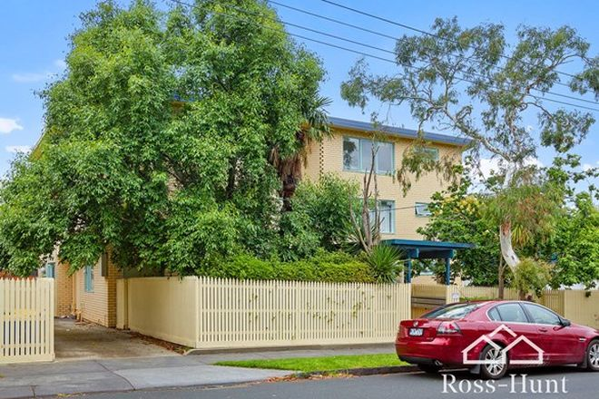 Picture of 5/6 Mayston Street, HAWTHORN EAST VIC 3123