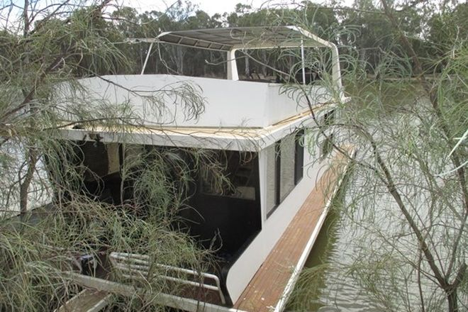 Picture of 24/7 Houseboat, YELTA VIC 3505