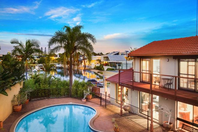 Picture of 72 Commodore Drive, PARADISE WATERS QLD 4217